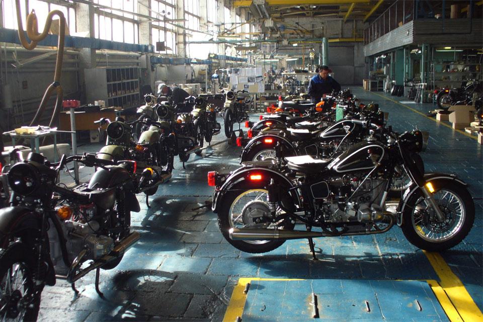 Как сделать большие мотоциклы 46