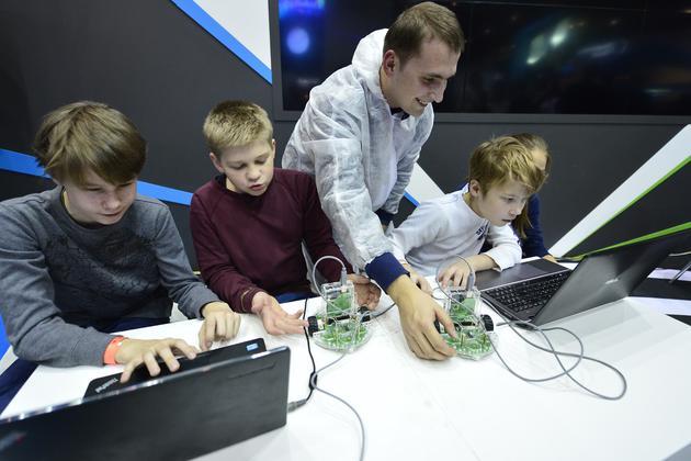Для самых маленьких: ScratchDuino зарабатывает миллионы на роботах