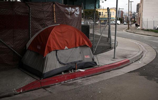 Почему жители Кремниевой долины становятся бездомными