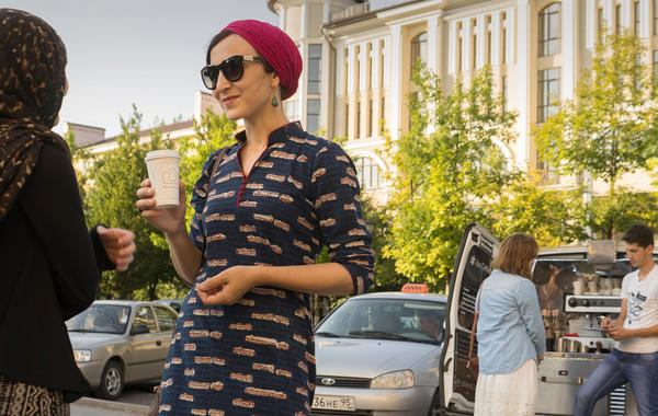 Исламский барбер: Креативный класс Чечни, его жизнь и бизнес