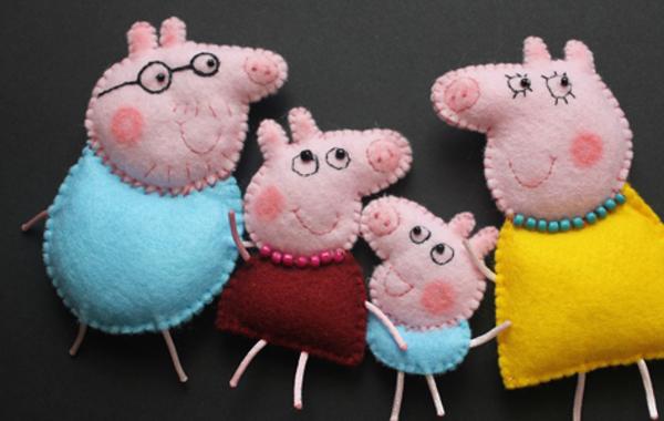 Свинья на миллиард: Как Peppa Pig стала суперзвездой