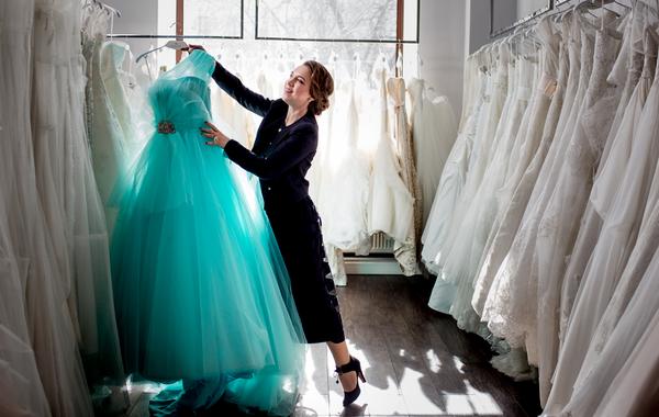 Семейная ценность: Как Helen Miller одевает невест в Москве, Дубае и Сан-Франциско
