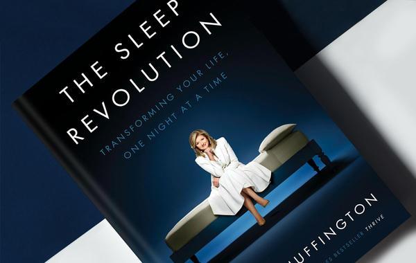 «Революция сна»: Арианна Хаффингтон начала войну с недосыпом