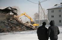 «План — бежать из страны»: Что стало с владельцами построек, снесённых зимой