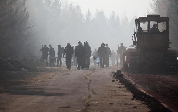 «Мы не крепостные»:Чего хотят кубанские фермеры, идущие маршем на Москву