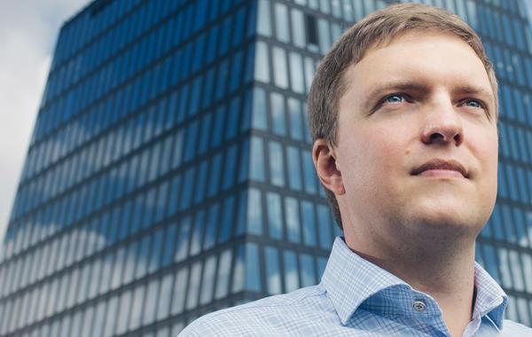 Был банкир, стал стартапер: Андрей Леушев построил финтех-сервис, не умея кодить