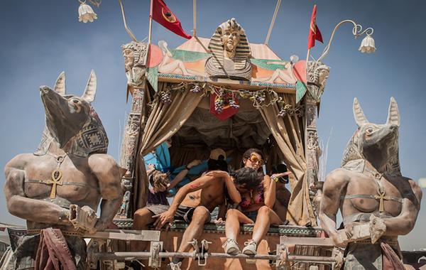 Гори, гори ясно: Бизнесмены о том, как они зажигают на Burning Man