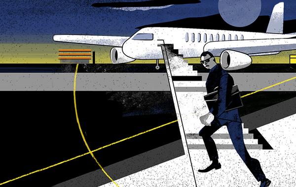 Красота среди бегущих: Куда и как бегут бизнесмены от российского правосудия