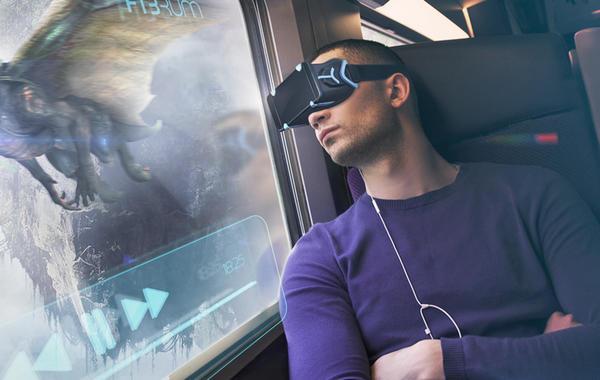 Контент для очков: Fibrum сделала VR-шлем, но зарабатывает на приложениях