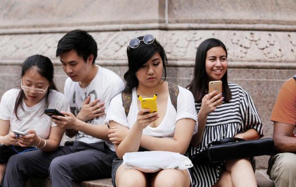 Prisma, Pokémon Go и другие приложения, не удержавшие пользователей