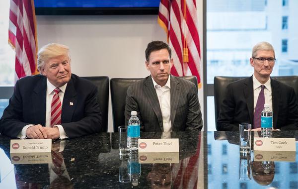 Борьба за ресурсы: Зачем главные визионеры Долины идут в советники к Трампу