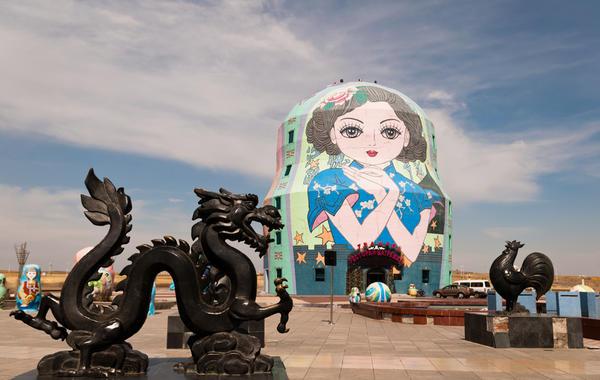 Медовик-батюшка: Удивительное путешествие в Россию на севере Китая