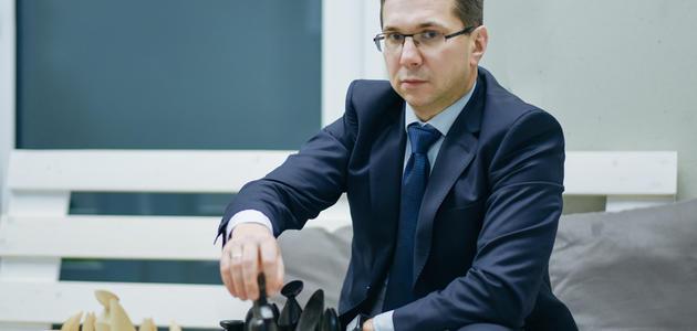 Кирилл Зангалис: «Сергей Карякин — красивый бизнес-проект»