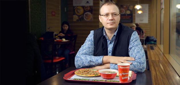 Михаил Гончаров («Теремок»): «За границей России я только Баден-Баден люблю»