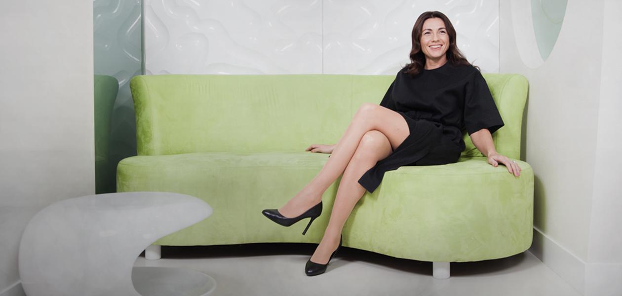 Жги ещё: Юлия Франгулова построила бизнес на лазерной косметологии №1 в России