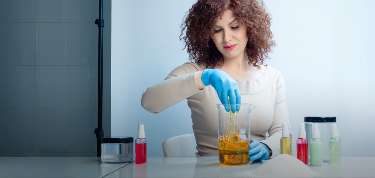 На волоске: Екатерина Пигалева сделала с помощью сахарной эпиляции $5 млн