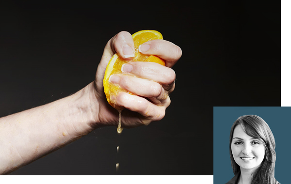 Наталья Мараховская. Как я выжимаю прибыль из бизнеса на доставке свежих соков
