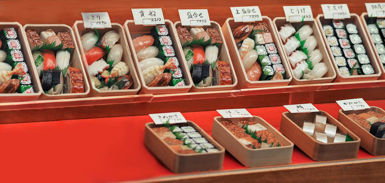 На витрине муляж: Как японцы создали рынок искусственной еды на $150 млн