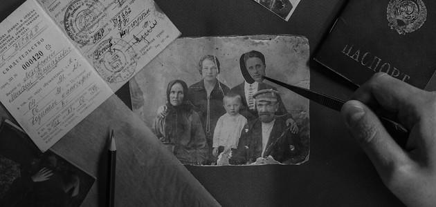Встань и ищи: Как Россия возвращает семейную память