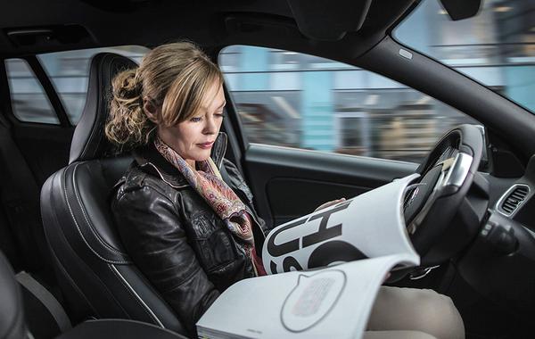 Водители останутся без работы: Пять фактов об автономных автомобилях