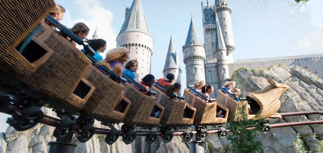 Джедаи, косатки и Гарри Поттер: Самые успешные парки развлечений в мире