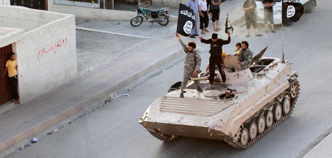 ИГИЛ-2017: Как изменилось и что сейчас представляет собой государство террористов