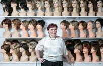 Волосы, дорого: Алла Гордиенко продаёт парики для онкобольных, и это бизнес