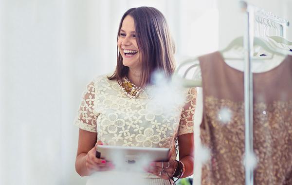 Ольга Видищева сделала агрегатор бутиков Shoptiques и вошла в список Forbes. Как?