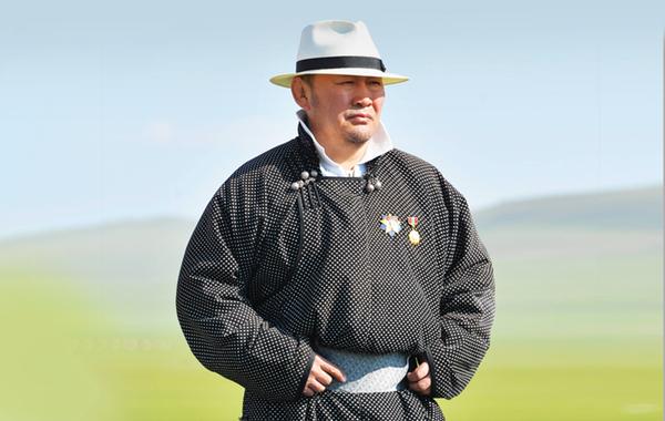 «Харизматичный, занимался дзюдо». Знакомьтесь, новый президент Монголии