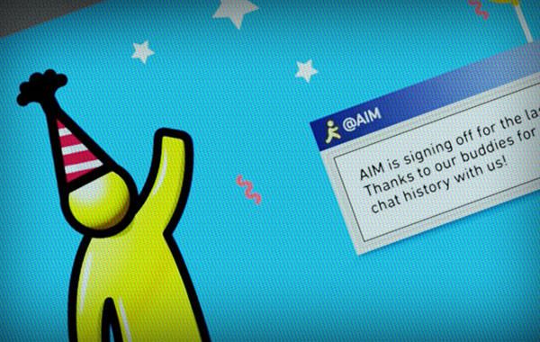 Текст умер: Пионер рынка мессенджеров AIM закроется после 20 лет работы