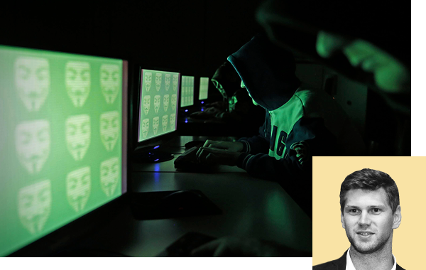 Никаких макбуков, CRM только в офисе и другие способы защитить бизнес от хакеров