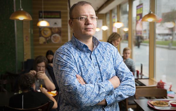 «Можем закрыться»: Михаил Гончаров («Теремок») жалуется на McDonald's и ТЦ