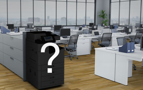 Как выбрать правильный принтер для большого офиса