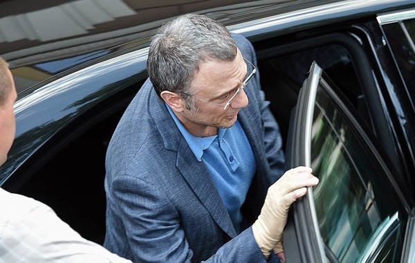 Керимов вышел под залог 5 млн евро, но ему запрещено покидать Прованс