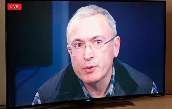 Михаил Ходорковский запускает новое медиа