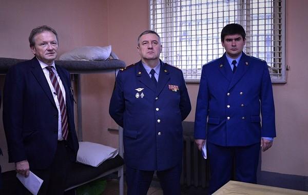 Борис Титов вступился за бизнесменов в тюрьме. СК его осадил (обновлено)