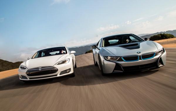 Внезапно: BMW опередила Tesla по продажам электрокаров