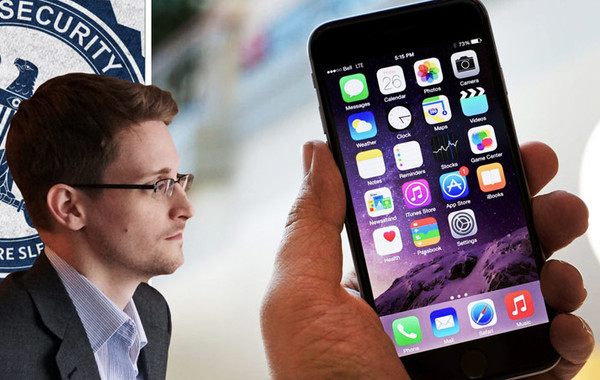Эдвард Сноуден разработал приложение для защиты от слежки