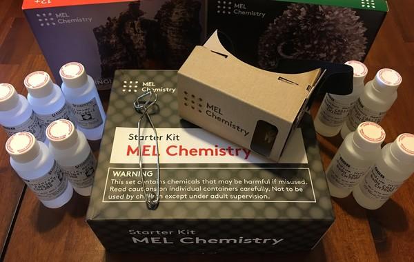 Создатель наборов юного химика MEL Science привлёк $2,2 млн