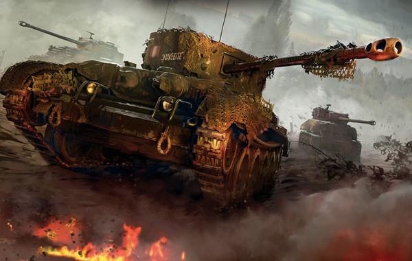 Wargaming разрабатывает VR-версию World of Tanks