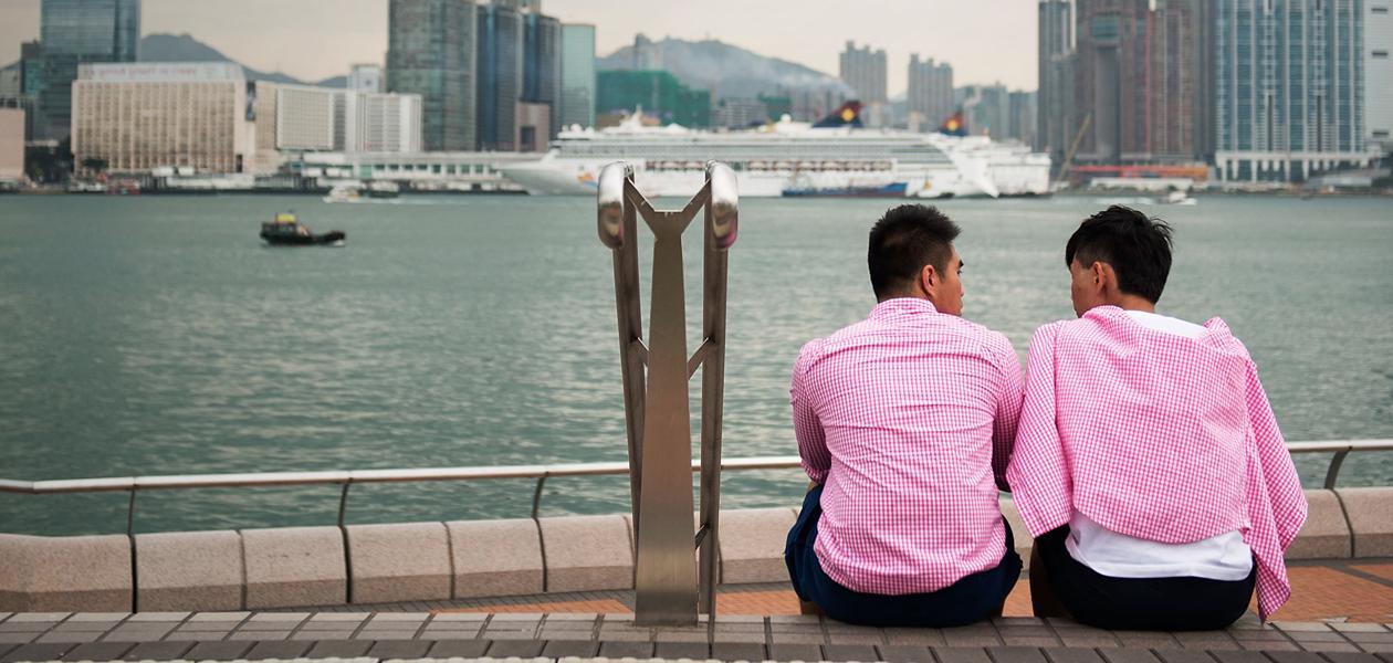 Розовый юань: Как в гомофобном Китае бизнес зарабатывает на ЛГБТ
