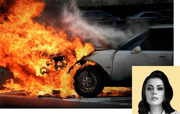 Как пережить аварию, кому, потерю партнёра и построить новый бизнес