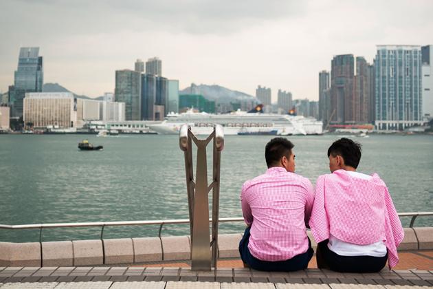 Права секс меньшинств в китае