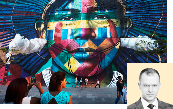 Скучаете по 1990-м? Откройте бизнес в Бразилии