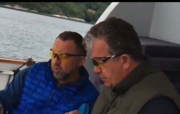 Дерипаска отрицает, что катал на яхте вице-премьера Приходько и моделей