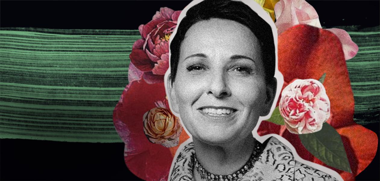 «Фея розы»: Зачем парижанка Флоранс Д'Альден выращивает редкие цветы под Калугой