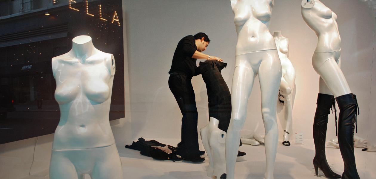 Голый апокалипсис: Почему магазины одежды массово закрываются