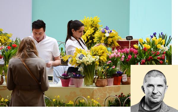 Почему в цветочном бизнесе 8 марта — худший день года
