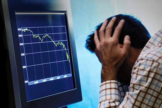 Из-за санкций США начался обвал русского рынка акций