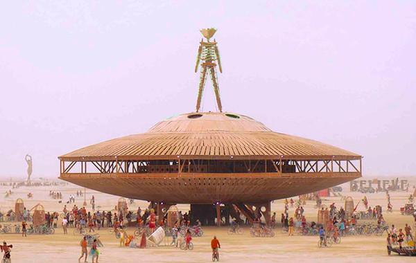 Умер Ларри Харви, основатель фестиваля Burning Man